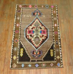 Vintage Turkish Kars rug no 31115 - 866889