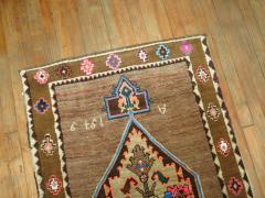 Vintage Turkish Kars rug no 31115 - 866891
