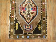 Vintage Turkish Kars rug no 31115 - 866892