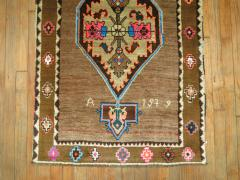 Vintage Turkish Kars rug no 31115 - 866893