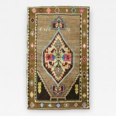 Vintage Turkish Kars rug no 31115 - 868638