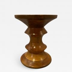 Vintage Walnut Time Life Stool - 1221839