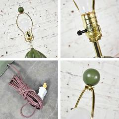 Vintage organic modern plaster faux cactus floor lamp by alsy - 1682224