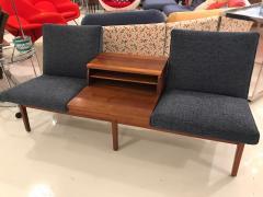 Vintage tandem bench - 1252328