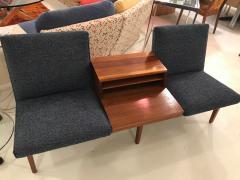 Vintage tandem bench - 1252332