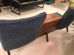 Vintage tandem bench - 1252333
