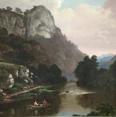 Virgil Williams Outing on the Merced River near Half Dome Yosemite - 1576218