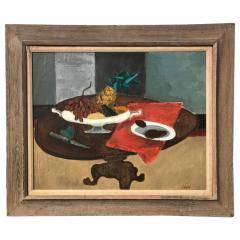 Virginia Wylie Vibrant oil on canvas still life by Virginia Wylie - 1621063