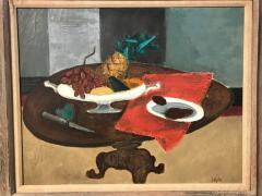 Virginia Wylie Vibrant oil on canvas still life by Virginia Wylie - 1621064