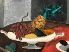 Virginia Wylie Vibrant oil on canvas still life by Virginia Wylie - 1621065