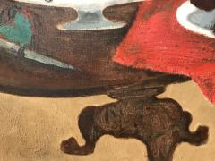 Virginia Wylie Vibrant oil on canvas still life by Virginia Wylie - 1621066