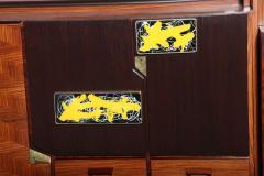Vittorio Dassi Cabinet Made In Milan By Vittorio Dassi - 462821