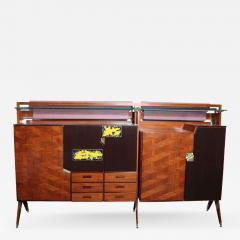 Vittorio Dassi Cabinet Made In Milan By Vittorio Dassi - 463958