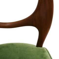Vittorio Dassi Set of Eight Chairs Designed by Vittorio Dassi - 509884