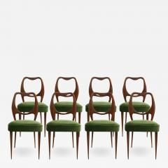 Vittorio Dassi Set of Eight Chairs Designed by Vittorio Dassi - 513272