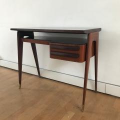 Vittorio Dassi Small Italian Mid Century Writing Desk By Vittorio Dassi - 531960