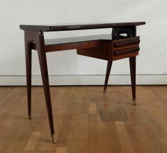 Vittorio Dassi Small Italian Mid Century Writing Desk By Vittorio Dassi - 531961