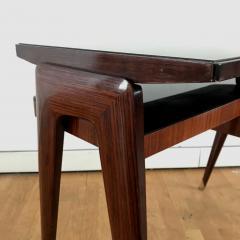 Vittorio Dassi Small Italian Mid Century Writing Desk By Vittorio Dassi - 531962