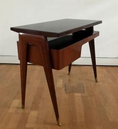 Vittorio Dassi Small Italian Mid Century Writing Desk By Vittorio Dassi - 531965
