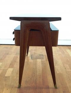 Vittorio Dassi Small Italian Mid Century Writing Desk By Vittorio Dassi - 531966
