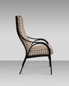 Vittorio Gregotti Rare Cavour Chair by V Gregotti G Stoppino L Meneghetti - 1323376