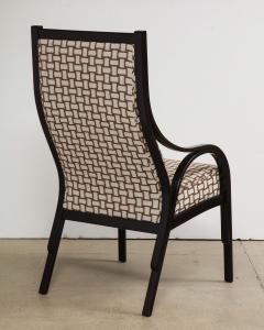 Vittorio Gregotti Rare Cavour Chair by V Gregotti G Stoppino L Meneghetti - 1323379