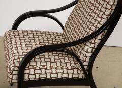 Vittorio Gregotti Rare Cavour Chair by V Gregotti G Stoppino L Meneghetti - 1323380