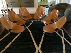 Vittorio Nobili Set of Six Medea Chairs by Vittorio Nobili - 1661466