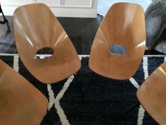 Vittorio Nobili Set of Six Medea Chairs by Vittorio Nobili - 1661468