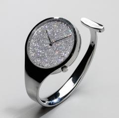 Vivianna Torun B low H be Vivianna Torun B low H be Diamond Stainless Steel Watch - 292173