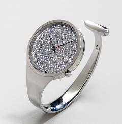 Vivianna Torun B low H be Vivianna Torun B low H be Diamond Stainless Steel Watch - 292175