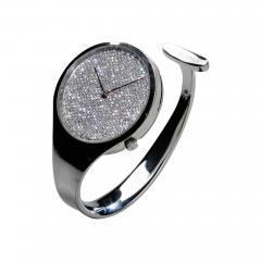 Vivianna Torun B low H be Vivianna Torun B low H be Diamond Stainless Steel Watch - 292426