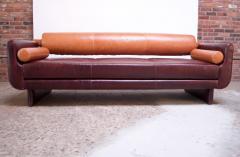 Vladimir Kagan Leather Matinee Sofa Daybed by Vladimir Kagan - 1114239