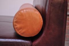Vladimir Kagan Leather Matinee Sofa Daybed by Vladimir Kagan - 1114252