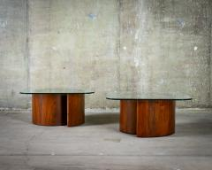 Vladimir Kagan Pair of Vladimir Kagan Coffee Tables - 282070