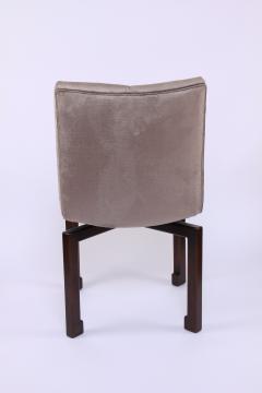 Vladimir Kagan Set of Six 1950s Vladimir Kagan Dining Chairs - 675080