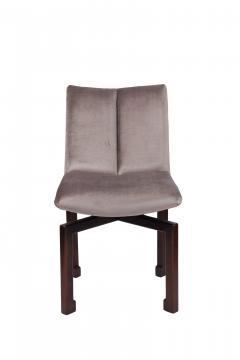 Vladimir Kagan Set of Six 1950s Vladimir Kagan Dining Chairs - 675090