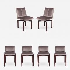 Vladimir Kagan Set of Six 1950s Vladimir Kagan Dining Chairs - 679512
