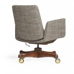 Vladimir Kagan VLADIMIR KAGAN SWIVELING DESK CHAIR - 1487488