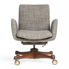 Vladimir Kagan VLADIMIR KAGAN SWIVELING DESK CHAIR - 1487491