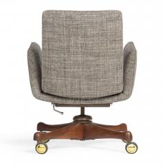 Vladimir Kagan VLADIMIR KAGAN SWIVELING DESK CHAIR - 1487492
