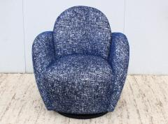 Vladimir Kagan Vladimir Kagan For Directional Swivel Lounge Chair - 1733705