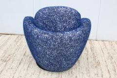 Vladimir Kagan Vladimir Kagan For Directional Swivel Lounge Chair - 1733706