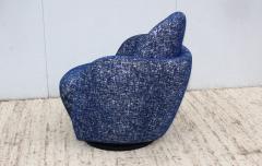 Vladimir Kagan Vladimir Kagan For Directional Swivel Lounge Chair - 1733707