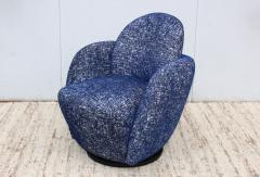 Vladimir Kagan Vladimir Kagan For Directional Swivel Lounge Chair - 1733708