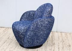 Vladimir Kagan Vladimir Kagan For Directional Swivel Lounge Chair - 1733709