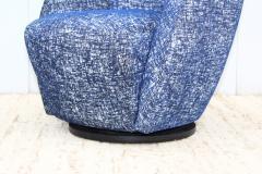 Vladimir Kagan Vladimir Kagan For Directional Swivel Lounge Chair - 1733710