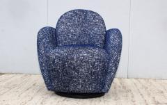 Vladimir Kagan Vladimir Kagan For Directional Swivel Lounge Chair - 1733712