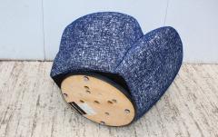 Vladimir Kagan Vladimir Kagan For Directional Swivel Lounge Chair - 1733714
