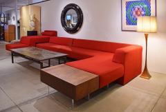 Vladimir Kagan Vladimir Kagan Iconic Omnibus Collection Sofa and Table 1975 - 1677918